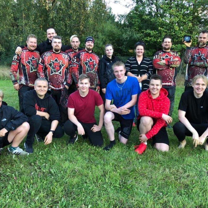 Suomen Paintball-liiton kausi 2020 naputeltu kasaan Raumalla