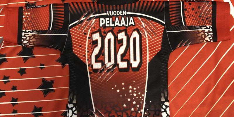 Seurapalkintoja 2020
