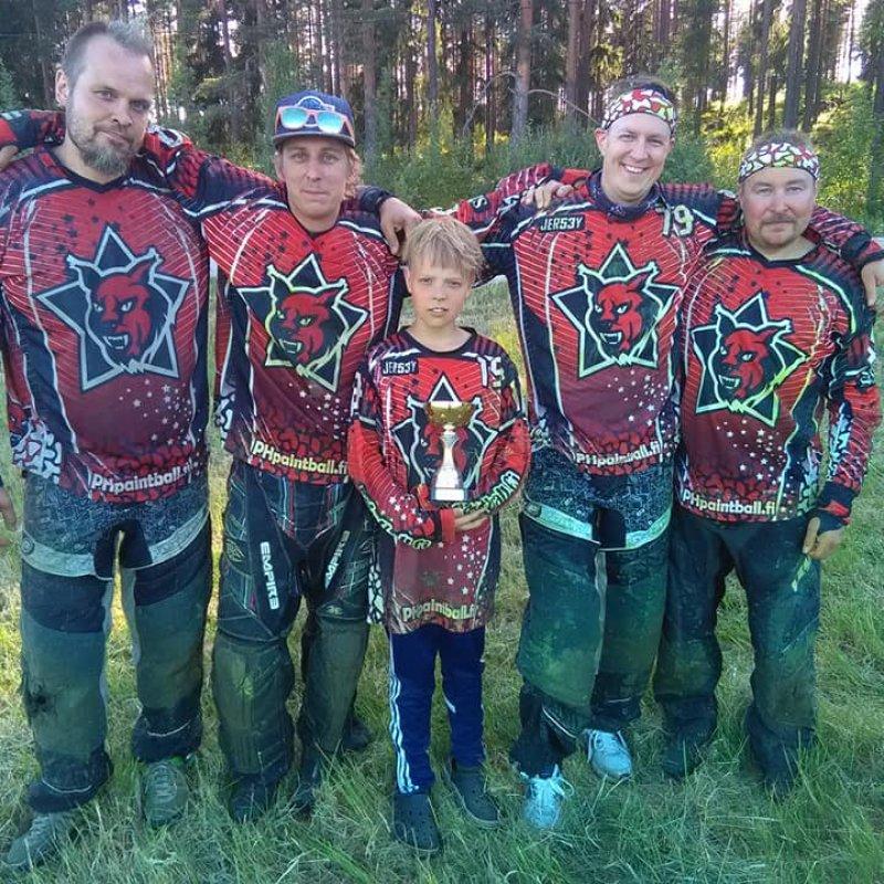Kauden 1. divisioona-avaus Piikkiössä 2018
